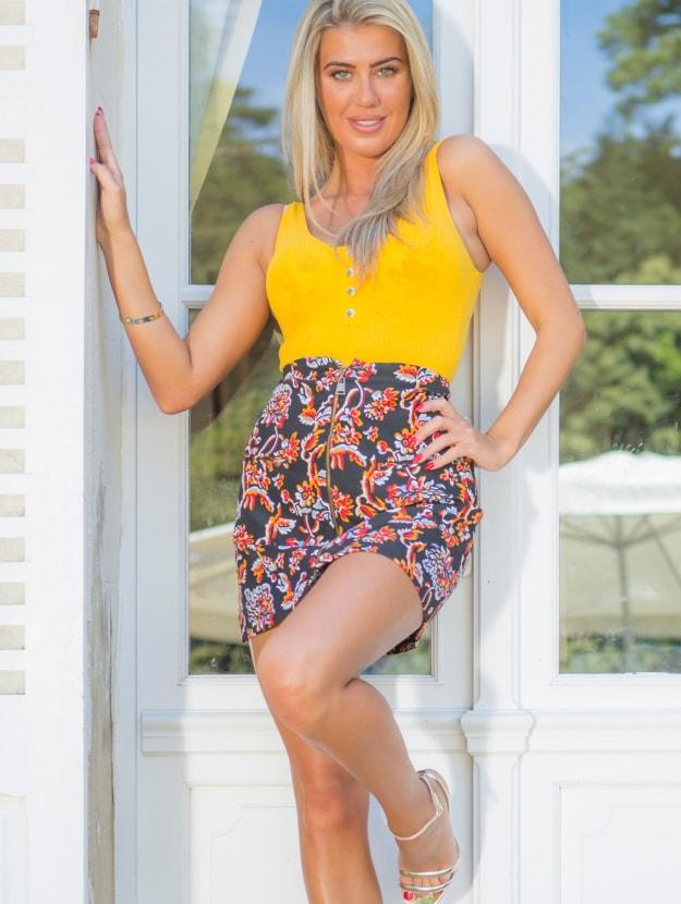 Paige Johnson  nackt